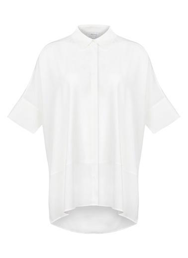 Kısa Kollu Gömlek-Ipekyol
